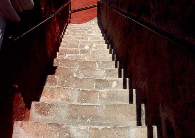 Kloster, Arequipa, Peru
