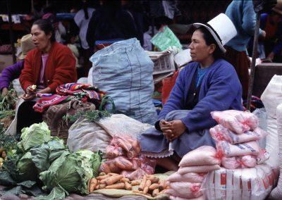 Markt, Peru