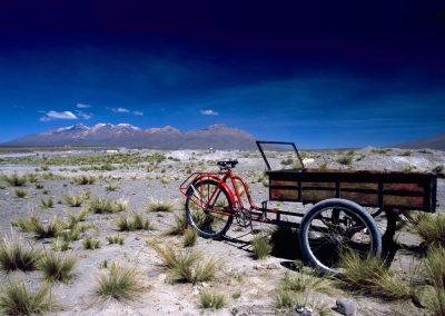 Am Weg zum Colca-Canyon, Peru