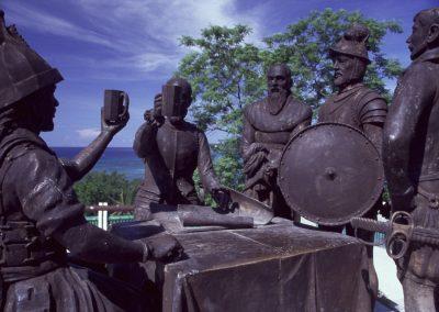 Denkmal, Philippinen