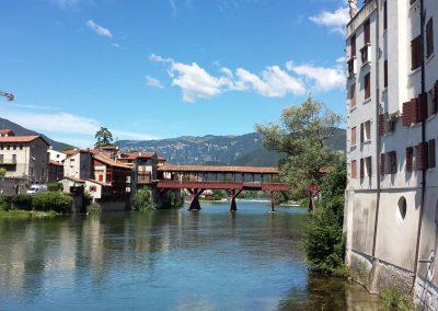 Bassano di Grappa, Italien