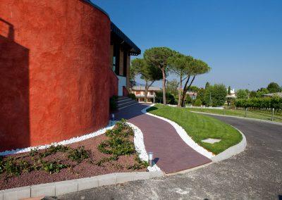 Vittorio Veneto, Italien