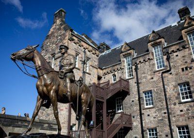 Edinburgh-Castle, Schottland
