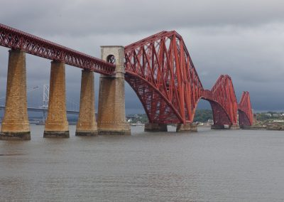 Forth Bridge, Queensferry, Schottland
