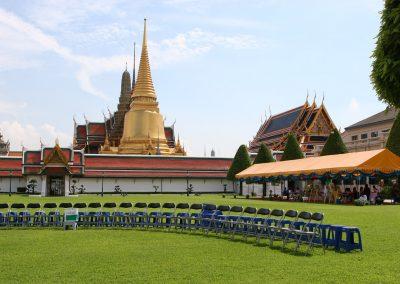 Tempel in Bangkok, Thailand