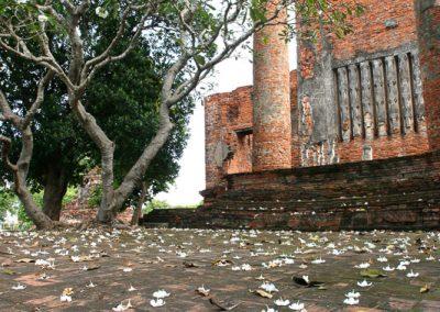 Alter Tempel, Thailand