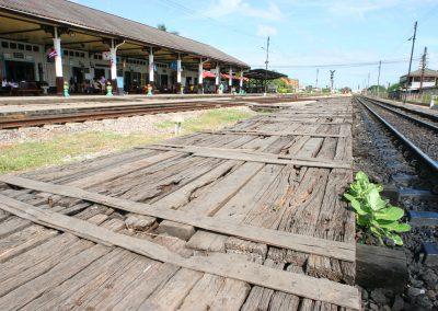 Bahnhof, Thailand