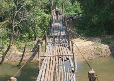Sichere Brücke, Thailand
