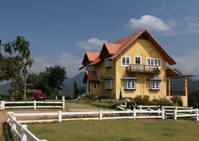 Haus (wirklich) in Thailand