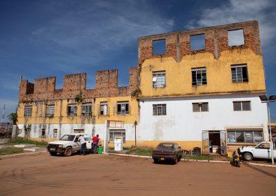 Ein Haus, Uganda
