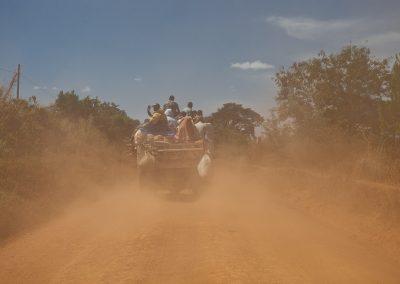 Verkehr, Uganda