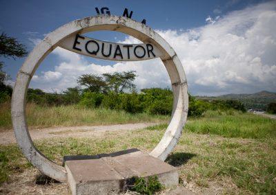 Equator, Uganda