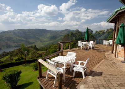 Arcadia Cottages, Lake Bunyonyi, Uganda