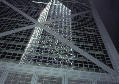 Wolkenkratzer, Hongkong, China