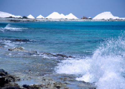 Meersalzgewinnung, Bonair