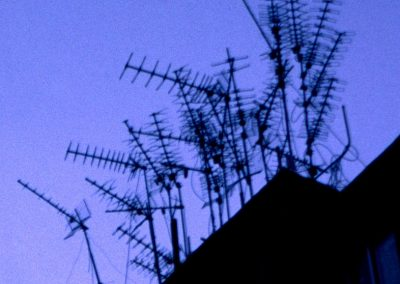 Antennen, China