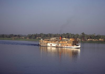 """Raddampfer """"MS Sudan"""", Ägypten"""