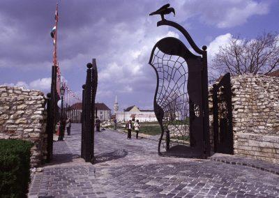 Schlosstor, Budapest