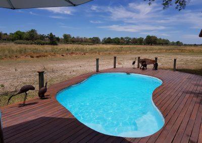 Botswana, Chitabe-Camp